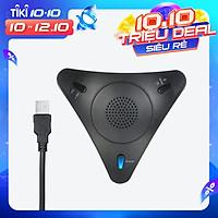 Loa âm thanh chuyên dùng cho hội họp tích hợp microphone ghi âm với điều khiển thông minh kết nối USB