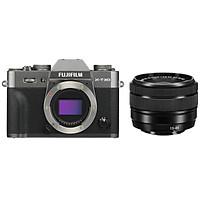 Máy ảnh Mirrorless Fujifilm X-T30 (Xám) + Kit XC 15-45mm f/3.5-5.6 OIS (Chính hãng)