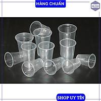 Combo 5 cốc nhựa dùng 1 lần không nắp, loại 220ml