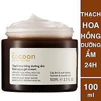 Thạch Hoa Hồng Dưỡng Ẩm Cocoon 100ml