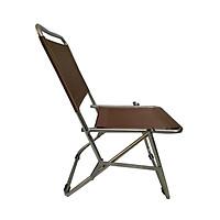 Ghế xếp inox loại trung Thanh Long GXI-L01 44 x 42 x 66 cm (Đồng)