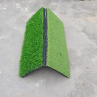 Thảm tập swing Golf gập-2 mặt cỏ [40cm x 60cm]: Tặng kèm Tee cao su, thiết kế mới gọn nhẹ dễ mang theo.