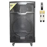 Loa Kéo Di Động Karaoke Bass 40 Daichipro DCP-15D (800W) 4 Tấc - Chính Hãng