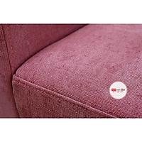 Sofa Văng Màu Hồng Đất 1m2