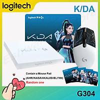 Original Logitech G304 K / DA Phiên bản giới hạn Chuột chơi game không dây Lightspeed dành cho máy tính xách tay PC