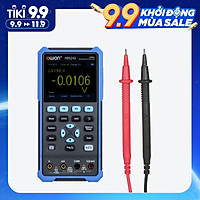 OWON Handheld Oscilloscope Multimeter 2CH 40MHz Bandwidth 20000 Counts 2-in-1 Digital Scope Meter with 3.5-inch LCD