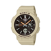 Đồng hồ nữ dây nhựa Casio Baby-G chính hãng BGA-255-5ADR