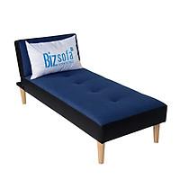 Ghế Sofa Giường - Thư Giãn BizSofa Bed - MLF-291 168 x 66 cm - Xanh dương