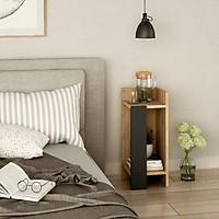 Tủ gỗ đầu giường hiện đại SMLIFE Nassau – Cạnh trái