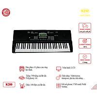 Đàn Organ Kzm Kurtzman K200 - Màu đen - Hàng chính hãng