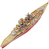 Mô hình thép 3D tự ráp  Kongou Battleship