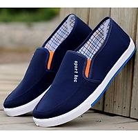 Giày lười nam, giày mọi nam phong cách Hàn Quốc êm chân dn20061001