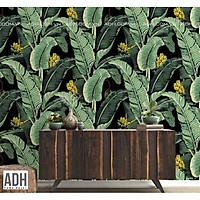 Tranh dán tường vườn chuối ADH181225-47
