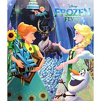 Disney Frozen Fever Picture Book