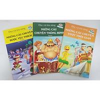 Combo Đọc Và Tỏa Sáng: Những Câu Chuyện Được Yêu Thích + Những Câu Chuyện Vượt Thời Gian + Những câu Chuyện Thông Minh