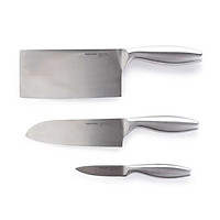 Bộ Dao  Pro Asian Knives (3) Kèm đế cắm dao