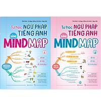 Combo Tự Học Ngữ Pháp Tiếng Anh Qua Mindmap