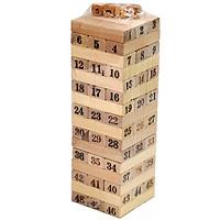 Bộ rút gỗ size to 48 thanh