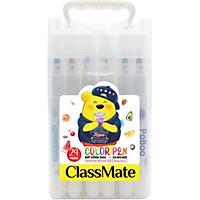 Hộp Bút Lông Màu Classmate WC423 - 24 Màu