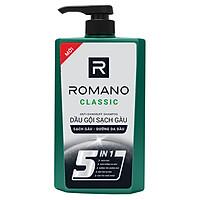 Dầu Gội sạch gàu Romano CLASSIC - 650g