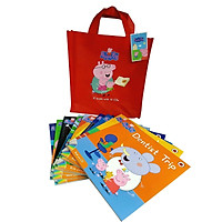 Peppa Pig (10 Books With 10 Cds)