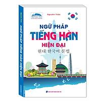 [Tủ Sách Học Tốt Tiếng Hàn] Ngữ Pháp Tiếng Hàn Hiện Đại (Cuốn Sách Chinh Phục Tiếng Hàn Hiệu Qủa / Tặng Kèm Bookmark Green Life)