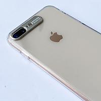 Ốp lưng bảo vệ camera dành cho iPhone 7 Plus và iPhone 8 Plus - Hàng nhập khẩu