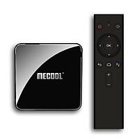 Mecool Km3 Android Tv 9.0 Có Chứng Chỉ Google (Google Certificate), Amlogic S905x2 4gb/64gb, Voice Remote Tìm Kiếm Bằng Giọng Nói - Hàng Nhập Khẩu