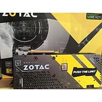 Card màn hình Zotac GTX 1060 6gb 3fan GDDR5X - Hàng Chính Hãng