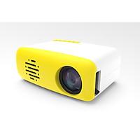 Máy chiếu mini cầm tay mang cả thế giới phim trong tay bạn, thiết kế nhỏ gọn, dễ dàng sử dụng CS-03