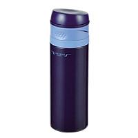 Bình inox giữ nhiệt Cafe Mug 400ml màu xanh