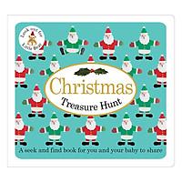 Christmas Treasure Hunt: Baby Treasure Hunts - Baby Treasure Hunts (Board book)