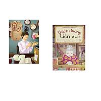 Combo 2 cuốn sách: Ở đây sửa kỷ niệm xưa 3 – Tín hiệu từ không trung  + Thiên đường tiền xu - Câu chuyện về tiệm bánh kẹo ma thuật 1
