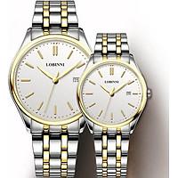 Đồng hồ đôi chính hãng LOBINNI L3017-2