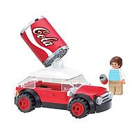 Đồ chơi mô hình lắp ráp xe Cola Oxford HS33910 -  gồm 84 mảnh ghép dành cho bé 8 tuổi trở lên rèn luyện kĩ năng sáng tạo