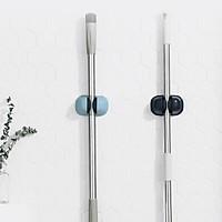 Cây lau nhà Xiaomi Youpin, giá treo chổi treo tường, giá treo chổi lưu trữ gia đình, giá để đồ trong nhà bếp và phòng tắm