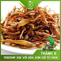 [CHỈ GIAO HN] - VITOT FOOD CÁ DUỘI KHÔ (500g /túi)