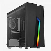 Case Vỏ Máy Tính Aerocool Bolt Mini ACRYLIC - LED RGB - Hàng Chính Hãng