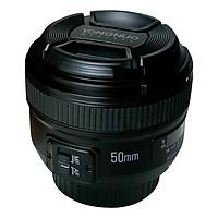 Ống Kính Yongnuo 50mm F1.8 Cho Nikon - Tặng Kèm Filter 58mm - Hàng Nhập Khẩu