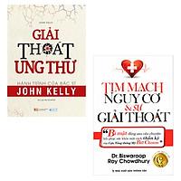 Combo 2 Cuốn Sách Sức Khỏe: Giải Thoát Ung Thư - Tim Mạch Nguy Cơ Và Sự Giải Thoát