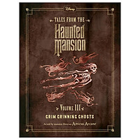 Disney Tales From The Haunted Mansion - Volume III - Grim Grinning Ghosts