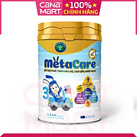 Sữa bột tốt cho bé MetaCare 3 giúp bé phát triển toàn diện (1-3 tuổi) (900g)