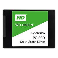 Ổ cứng SSD 240GB Western Green WDS240G2GOA - Hàng Chính Hãng