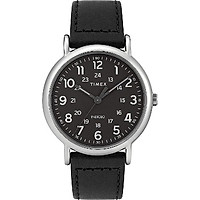 Đồng Hồ Dây Da Nam Timex Standard 40mm Leather Strap Watch - TW2T30700