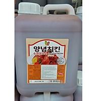 Sốt chấm gà chiên rán cay, không cay Hàn Quốc 10kg