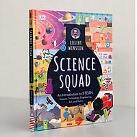 Sách - Science Squad - Tìm hiểu về khoa học