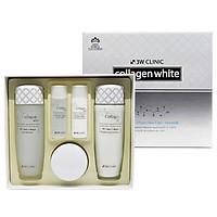 Bộ sản phẩm dưỡng trắng da 3W Clinic Collagen Skin Care Set