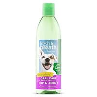NƯỚC VỆ SINH RĂNG MIỆNG VÀ HỖ TRỢ XƯƠNG KHỚP - Fresh Breath Oral Care Water Additive Plus Hip & Joint