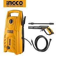 Máy rửa xe tăng áp INGCO HPWR14008 công suất 1400W motor dây đồng.