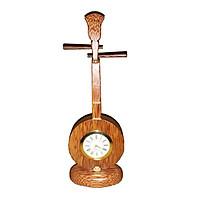Đồng hồ đàn bầu gỗ dừa